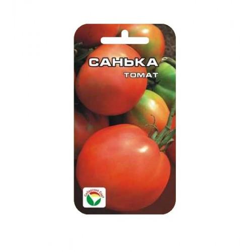 """Отзыв: томат сорта """"Санька"""" от фирмы Сибирский сад."""