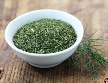 Сушеные травы и зелень: как выбрать и купить качественные