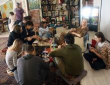 Дзен фестиваль в Гуслице, Воркшоп про головоломки, ведущие: Любовь и Александр Бородины