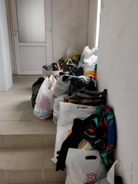 Куда отдать одежду в туле