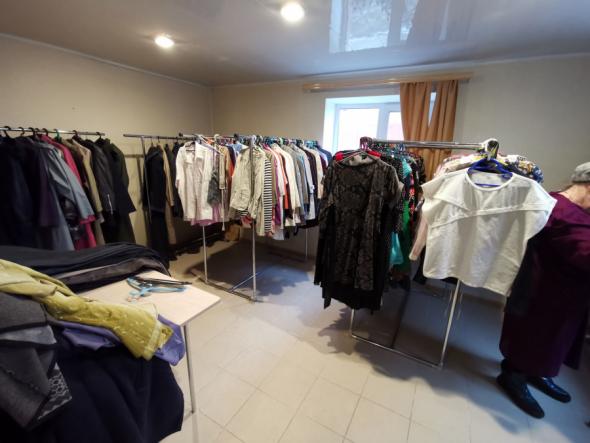 Одежда и обувь бесплатно в Туле (фримаркет)