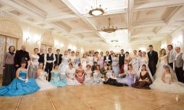 Любовь и Александр Бородины, Наш первый бал 2013год