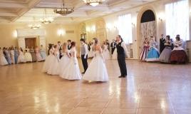 Любовь и Александр Бородины, Танец дебютантов 2013год