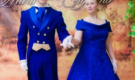 Любовь Бородина, Бал в Рязани 2014год