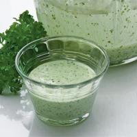 Зеленый майонез, рецепт