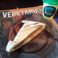 Первая вегетарианская кофейня в Туле