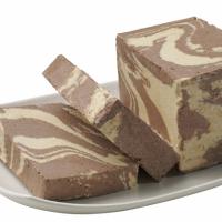 Халва «Полосатая» с какао, рецепт