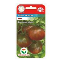 """Отзыв: томат сорта """"Кофе с молоком"""" от фирмы Сибирский сад."""