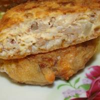 Гречневые котлеты с сыром, рецепт