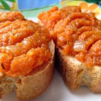 морковная икра рецепт