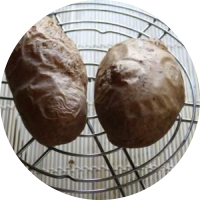 Печеный картофель в аэрогриле