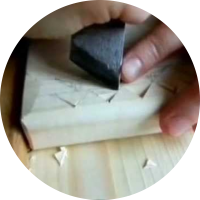 Embedded thumbnail for Видео-уроки геометрической резьбы по дереву