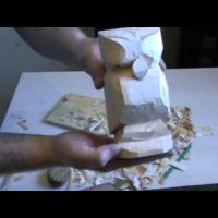 Embedded thumbnail for Как вырезать из дерева сову